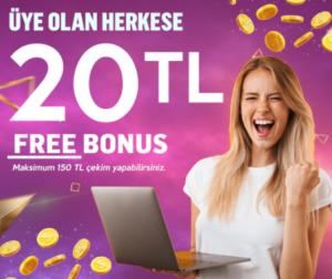 yatırım şartsız deneme bonusu 2021